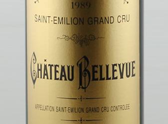 1989 Chateau Bellvue  1.5L
