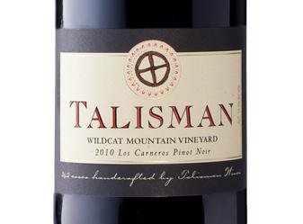 2010 Talisman Pinot Noir