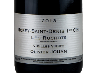 2013 Olivier Jouan Morey-Saint Denis