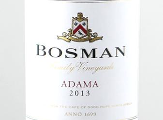 2013 Bosman Adama White Blend