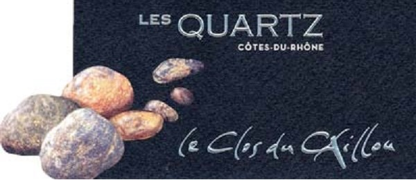 2017 Le Clos du Caillou 'Les Quartz'