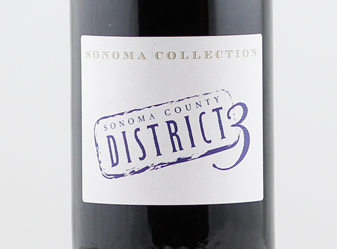 2013 District 3 Pinot Noir