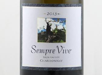 2013 Sempre Vive Chardonnay