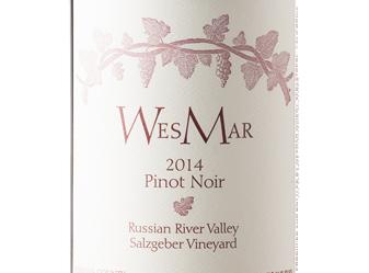 2014 WesMar Salzgeber Pinot Noir
