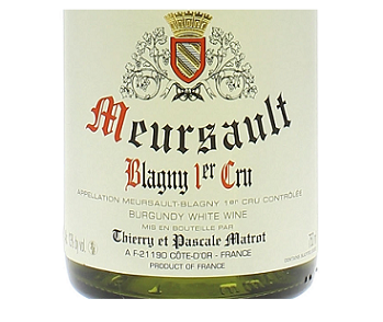 2014 Domaine Matrot Meursault