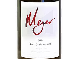 2014 Meyer Gewurztraminer