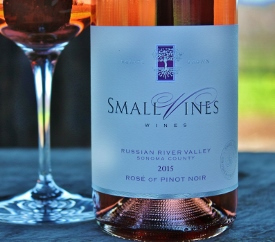 2017 Small Vines Estate Rosé 6-Pack
