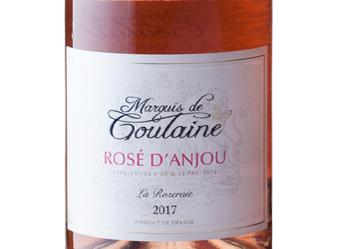 2017 Marquis de Goulaine Rosé d'Anjou
