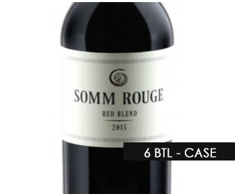 "2015 Remix Wines ""Somm Rouge"" ½ Case"