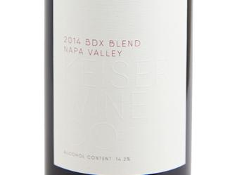 2014 Keiser Wine Co. BDX Blend
