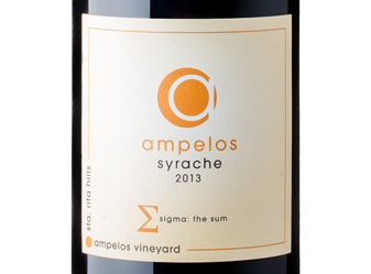 2013 Ampelos Syrache