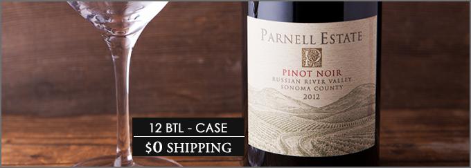 2012 Parnell Pinot Noir