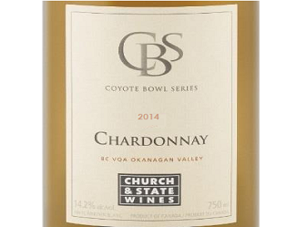 2012 Church and State Chardonnay