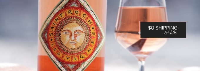 2015 Saint Roch Les Vignes Rosé