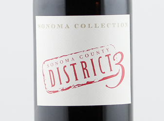 2013 District 3 Red Blend