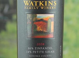 2008 Watkins Family Zinfandel