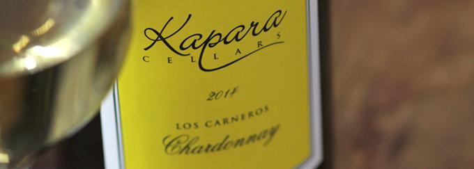 2014 Kapara Sangiacomo Vyd Chardonnay