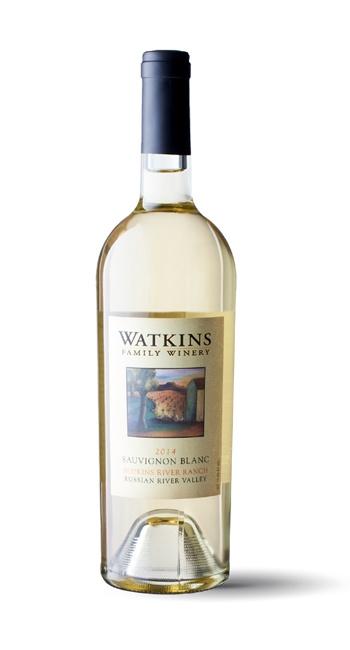 2014 Watkins Sauvignon Blanc