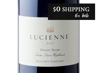 2015 Lucienne Pinot Noir