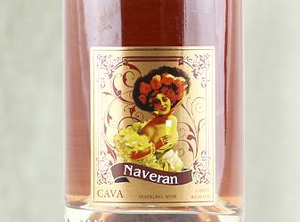 2014 Naverán Brut Rosé Cava D.O.