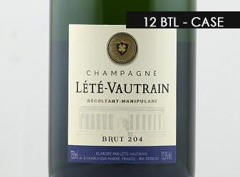 Lété-Vautrain Brut 204 Case Offering
