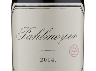 2014 Pahlmeyer Proprietary Red