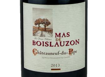 2013 Mas de Boislauzon CDP Tradition