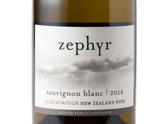 2014 Zephyr Sauvignon Blanc