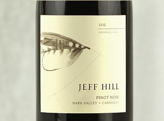 2012 Jeff Hill Pinot Noir