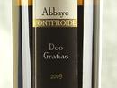 2009 Abbaye Fontfroide Deo Gratias