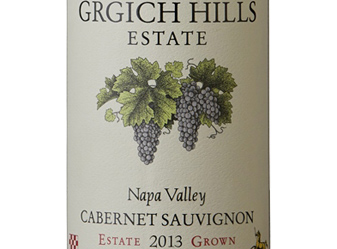 2013 Grgich Hills Estate Cab Sauv