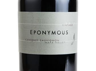 2011 Eponymous Cabernet Sauvignon