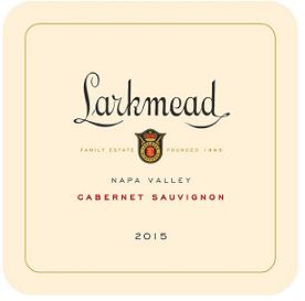2015 Larkmead Cabernet Sauvignon