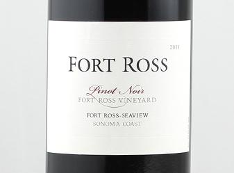 2011 Fort Ross Pinot Noir Estate