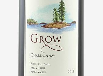 2013 Grow Chardonnay
