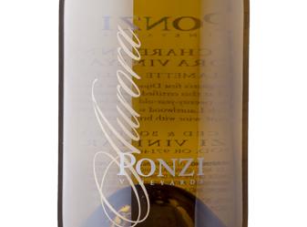 2014 Ponzi Aurora Vnyd Chardonnay