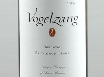 2013 Vogelzang Sauvignon Blanc