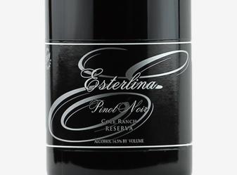 2008 Esterlina Reserve Pinot Noir