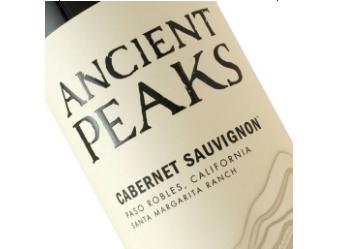 2016 Ancient Peaks Cabernet Sauvignon