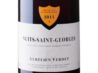 2011 Verdet Nuits-Saint-Georges Rouge