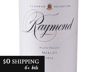 2014 Raymond Reserve Selection Merlot