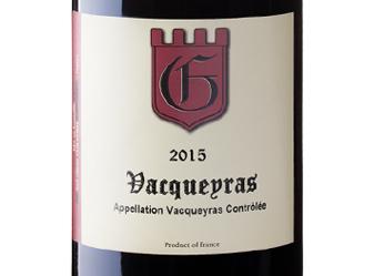 2015 Domaine La Guintrandy Vacqueyras