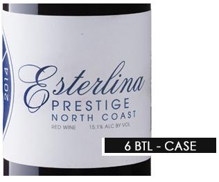 2014 Esterlina Prestige Red ½ Case