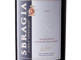 2013 Sbragia Cabernet Sauvignon