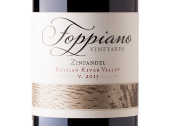 2014 Foppiano Estate Zinfandel