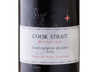 2017 Cook Strait Sauvignon Blanc
