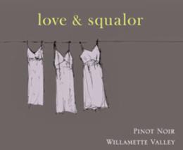 2016 Love & Squalor Pinot Noir