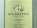 2010 Baldassari Syrah