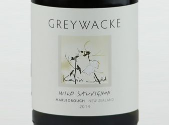 2014 Greywacke Wild Sauvignon Blanc