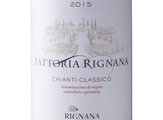 2015 Rignana Chianti Classico